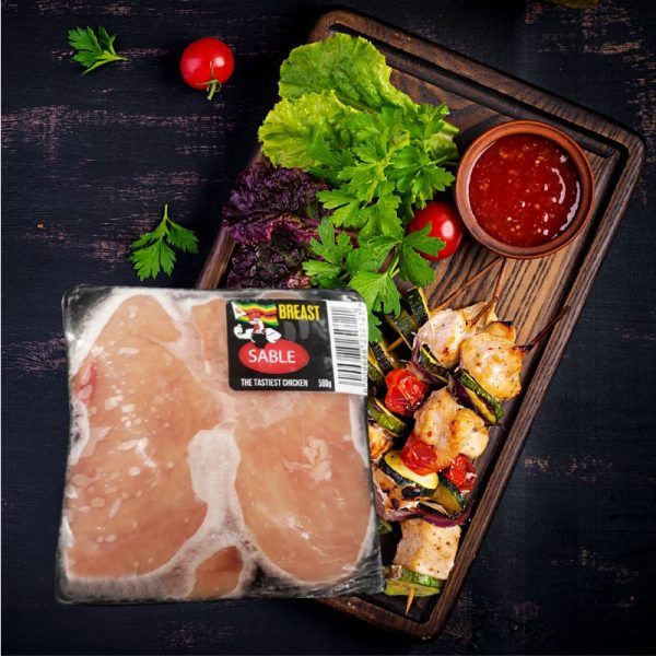 Breast Fillet | 500 Grams Trays (18X 500G IN A BOX)