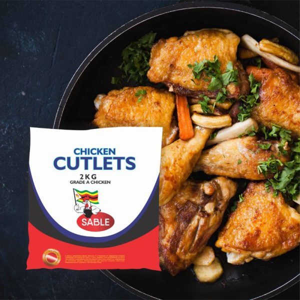 Sable Cutlets | 2kg (6X 2KG IN A PACK)
