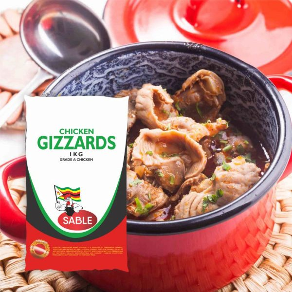 Gizzards | 1kg (20 X 1KG IN A PACK)