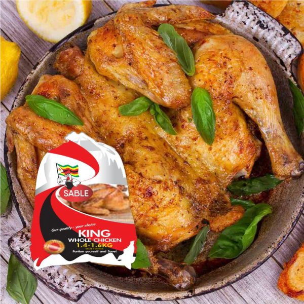 Whole bird   King Size (12 BIRDS IN A PACK)