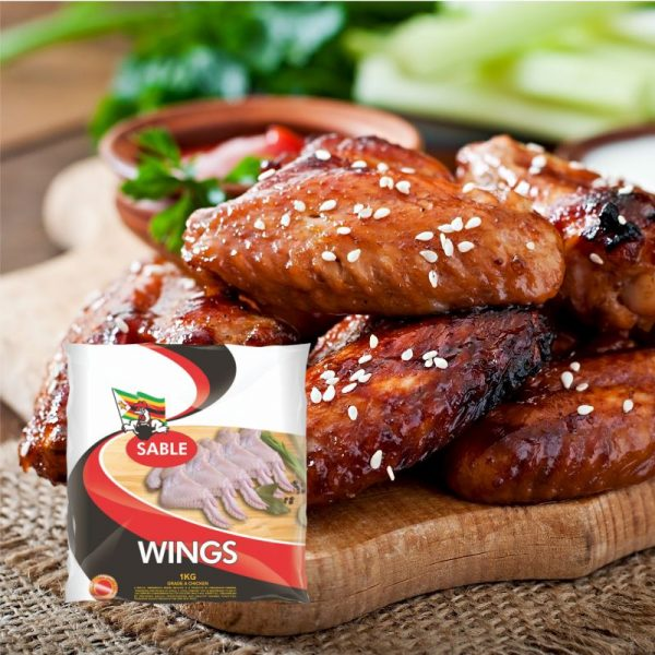Wings | 1kg (12 X 1KG IN A PACK)