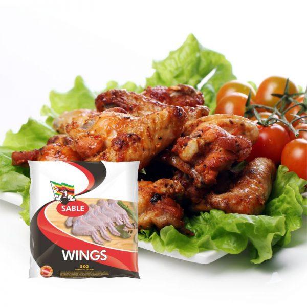 Wings   5kg (3 X 5KG IN A PACK)