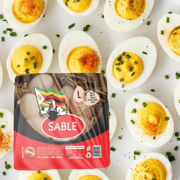Standard Shrinkwrap Eggs (8X SHRINKWRAP TRAYS IN A BOX)